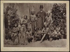 a Surinaamse indianen
